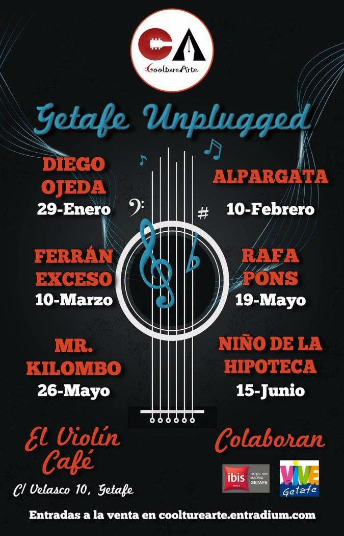 GETAFE UNPLUGGED