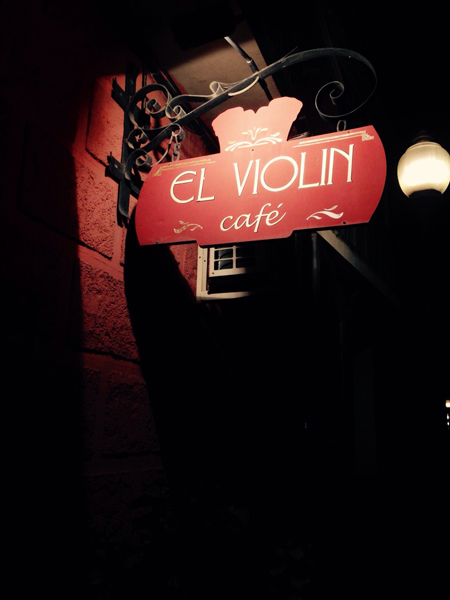 Cafe Bar El Violin